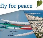 Fly for peace